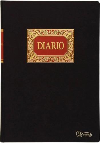 LIBRO MIQUELRIUS FOLIO 100 H. -DIARIO AMERICANO COD 4618