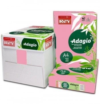 P/ PAPEL DIN A4 80 GR CHICLE INTENSO ADAGIO