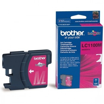 CARTUCHO BROTHER LC1100 M