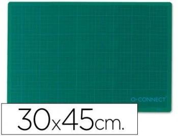 PLANCHA PARA CORTE Q-CONNECT KF01136 -TAMAÑO 300X450 MM A3 -VERDE COD. 25150