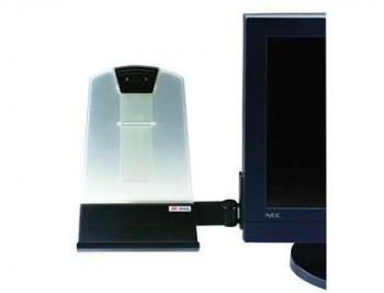 ATRIL PARA MONITORES LCD Y CTR 3M PARA DOCUMENTOS STANDARD TAMAÑO 22,8X25,4X7 CM DH445 COD 37968
