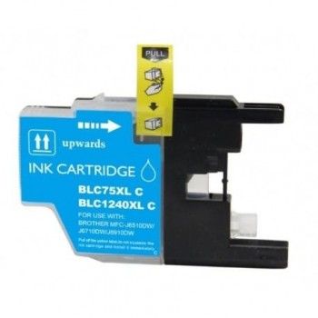 CARTUCHO COMPATIBLE BROTHER LC1240C