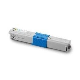 TONER AMARILLO COMPATIBLE OKI C310/330/C510/530/530DN