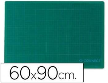 PLANCHA PARA CORTE Q-CONNECT -TAMAÑO 600X900 MM A-1 VERDE COD 25152
