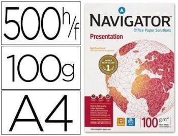 P/ PAPEL 500 H. DIN A4 NAVIGATOR PRESENTATION 100 GRS