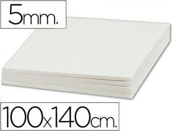 CARTON PLUMA LIDERPAPEL DOBLE CARA 100X140 CM ESPESOR 5 MM COD 35835