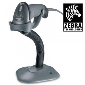 ZEBRA (MOTOROLA SYMBOL) - ESCÁNER DE CÓDIGOS DE BARRAS LS2208 - 1D - 100 ESCANEOS/SEG - USB - MANUAL
