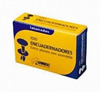 C/ 100 ENCUADERNADORES 50 MM UMEC