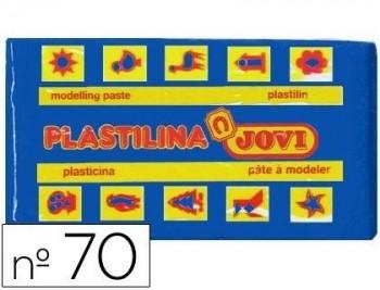 PLASTILINA JOVI 70 AZUL OSCURO -UNIDAD TAMAÑO PEQUEÑO COD 22130