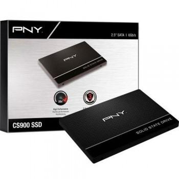 DISCO INTERNO SSD - PNY CS900 - 480 GB - 2.5 INTERNOS SSD - SATA 6GB/S - 2.5 - INTERNO - 550 MB/S LE