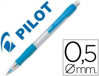 PORTAMINAS PILOT SUPER GRIP H-185 CELESTE COD. 38063