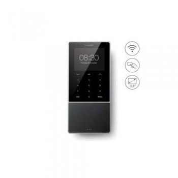 CONTROLADOR DE PRESENCIA SAFESCAN TM-818 CON CODIGO PIN O TARJETA RFID HASTA 2.000 USUARIOS