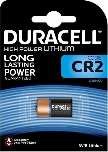 BLISTER 1 PILA DURACELL ULTRA POWER CR2 3V