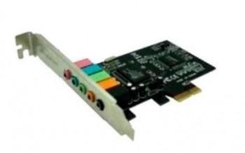 TARJETA DE SONIDO APPROX 5.1 PCI-EX