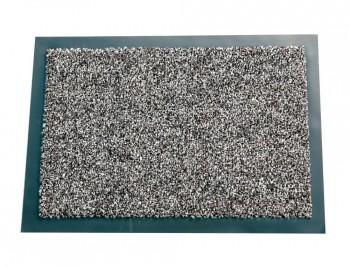 ALFOMBRA FAST-PAPERFLOW ANTIPOLVO GRIS BASIC 60X90 CM COD 43542