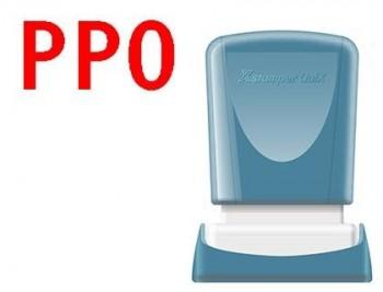 SELLO X'STAMPER QUIX PERSONALIZABLE COLOR ROJO MEDIDAS 11X25 MM Q-04 COD 152202