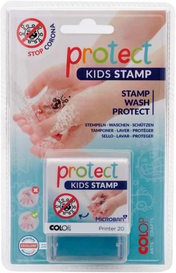 SELLO COLOP PRINTER 20 PROTECT KIDS 190X120MM NEGRO BLISTER
