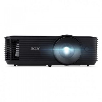 PROYECTOR ACER X128HP INSTALADO EN EL TECHO - 4000 LÚMENES DLP XGA (1024X768) HDMI NEGRO