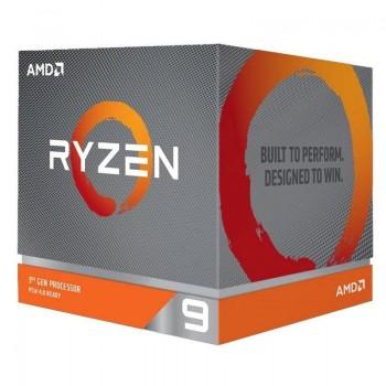PROCESADOR AMD RYZEN 9 3900X - SOCKET AM4 - 3.8 GHZ (4.6 GHZ MAX) - 12 CORES - 24 HILOS - 6 MB L2 -