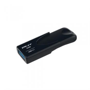 PENDRIVE PNY ATTACHE 4 32GB USB 3.1 NEGRO