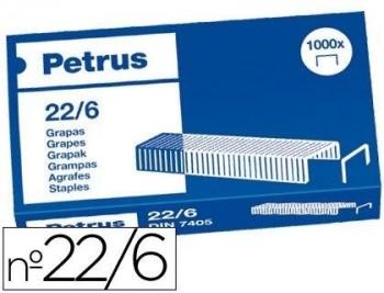 C/ 1,000 GRAPAS 22/6 PETRUS