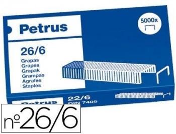 C/ 5000 GRAPAS COBREADAS PETRUS 26/6 COD 17802
