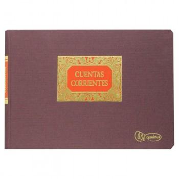 LIBRO CONTABILIDAD 4º CTAS. CTES MIQUELRIUS 4080 COD. 04611