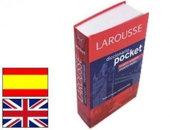 DICCIONARIO LAROUSSE POCKET INGLES ESPAÑOL ESPAÑOL INGLES COD 76445