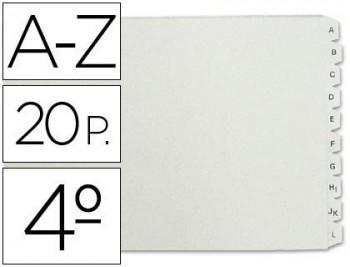 SEPARADOR ALFABETICO MULTIFIN PLASTICO 3003 COD. 14471