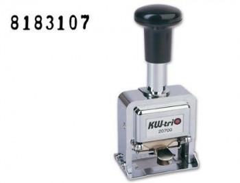 NUMERADOR AUTOMATICO KW-207 -7 CIFRAS COD. 15486